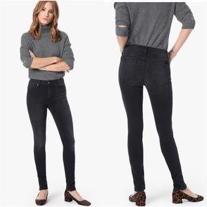Joe's Jeans The Skinny Faded Black Skinny Jeans